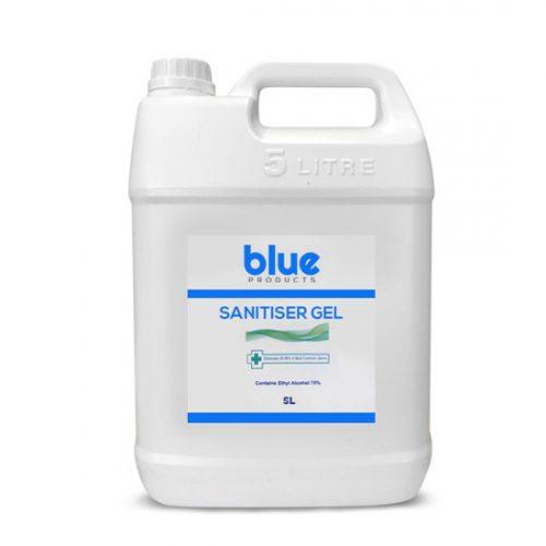 Hand Sanitiser 5 Litre - Blue Products